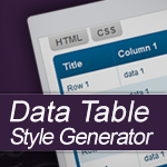 data-table-styler-generator